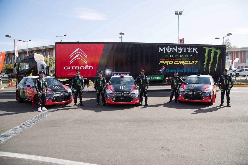 Citroën Rally Mobil - Citroën Chile